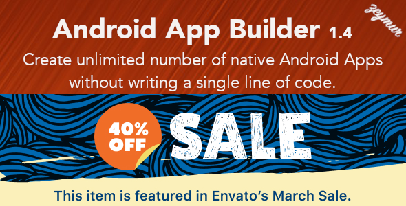 Envato's March Sale